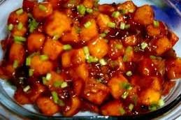 Paneer Manchurian Recipe Tangerine Cuisine with @iamSharky